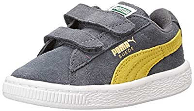 PUMA Suede 2 Straps Kids' Sneaker