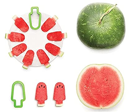 Molde cortador sandia melon helados polos naturales de OPEN BUY