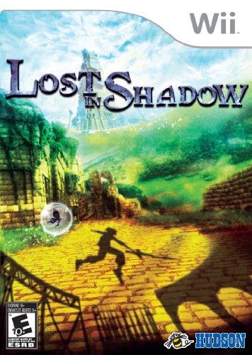 Lost in Shadow - Nintendo Wii -