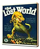 Poster - Lost World, The (1925)_01 - Wall Picture - Canvas Print