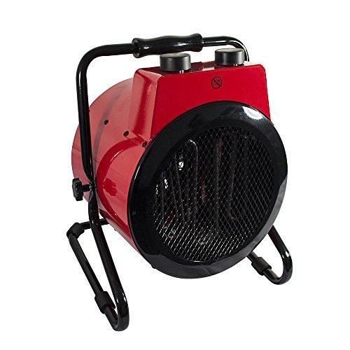Trueshopping 3KW Space Heater 10,200BTU Industrial Workshop Garage Tilting...
