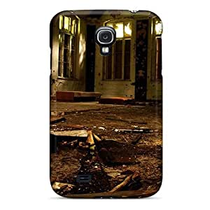 Dana Lindsey Mendez Case Cover For Galaxy S4 - Retailer Packaging Abandoned Building Protective Case