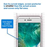 JETech Screen Protector for Apple iPhone 8 and
