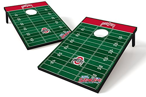 NCAA College Ohio State Buckeyes Tailgate Toss Game
