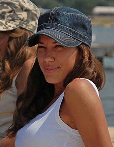 Army Cap Denim Caps Armycaps Jeanscap Jeansmütze Denimcap Denimmütze