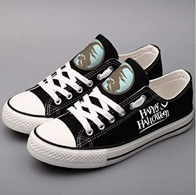 halloween shoes canvas shoes for women halloween decorations slip on shoes for women