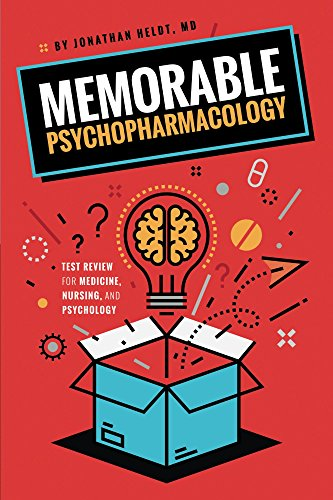 Memorable Psychopharmacology Jonathan Heldt ebook product image
