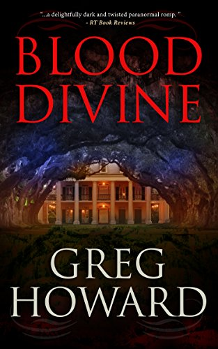 Blood Divine by [Howard, Greg]