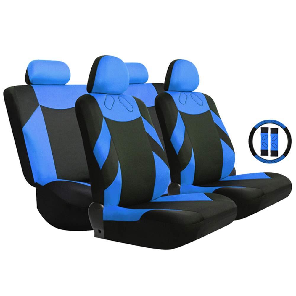 Set di coprisedili auto per Hyundai I10/Hyundai I20/ Hyundai ix35/DS DS3/DS4/DS5/DS6/DS7/Alfa Romeo Giulietta Citroen C5 e