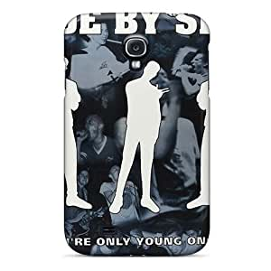 Scratch Resistant Cell-phone Hard Cover For Samsung Galaxy S4 (IXp3653DIAZ) Support Personal Customs High-definition Nirvana Image