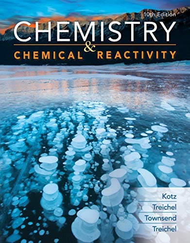 Bundle: Chemistry & Chemical Reactivity, Loose-leaf Version, 10th + OWLv2 with MindTap Reader, 4 terms (24 months) Printed Access Card