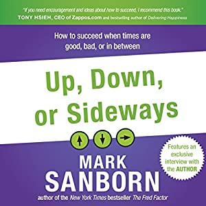 Up, Down, or Sideways Audiobook