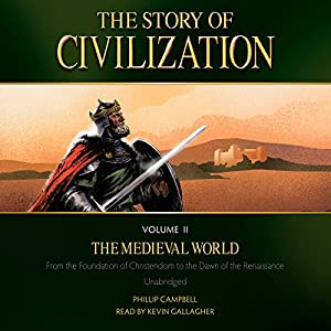The Story of Civilization Audiobook