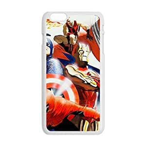 The Avengers Phone Case for iPhone 6 Plus Case by Maris's Diary
