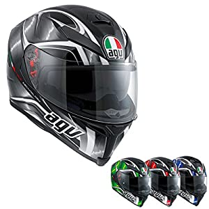 AGV K-5 Unisex-Adult Full-Face-Helmet-Style Hurricane Helmet 51iSVc 2B3GtL  Home 51iSVc 2B3GtL