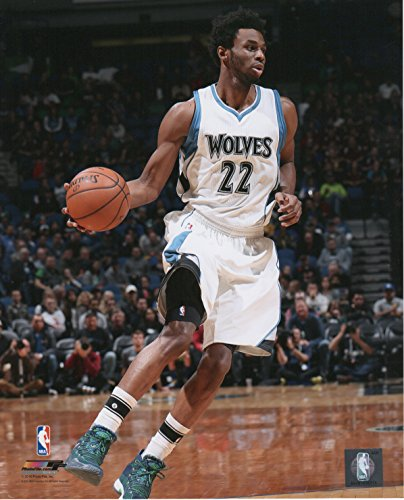 Andrews Photo - Andrew Wiggins Minnesota Timberwolves Unsigned Licensed Basketball Photo