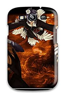Tpu Shockproof Dirt Proof Akatsuki Cover Case For Galaxy S3