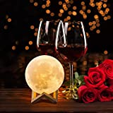 Moon Lamp Moon Night Light,3D Printing 16