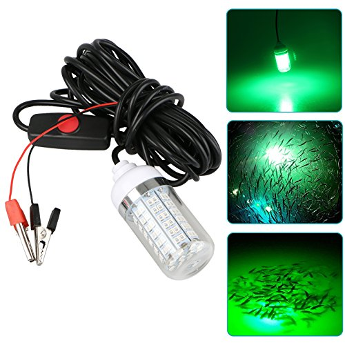 Green Led Crappie Lights in US - 9