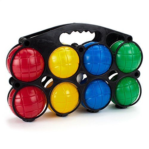 4-Player Bocce Set with
