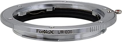 Fotodiox Pro Lens Mount Adapter Compatible With Leica R Kamera