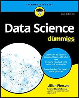Book's Cover of Data Science For Dummies, 2nd Edition (Inglés) Tapa blanda – Ilustrado, 24 febrero 2017
