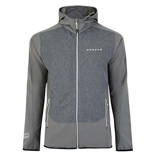 Uomo Appertain 2b charcoal Giacche Smokey Soft Shell Dare qwXx866F
