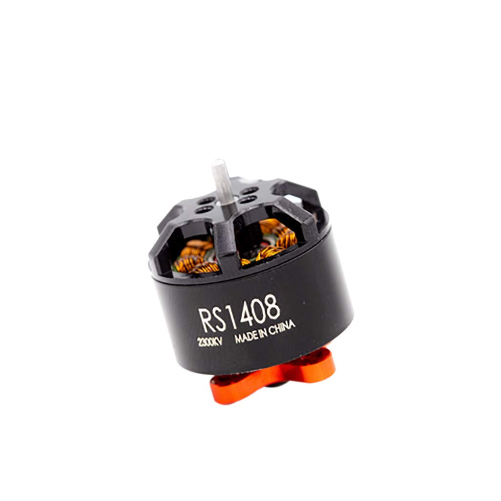 Brushless Motor for Micro FPV Racing Drone RS1408 2300KV3600KV Brushless Helicopter Motor by Hatop-