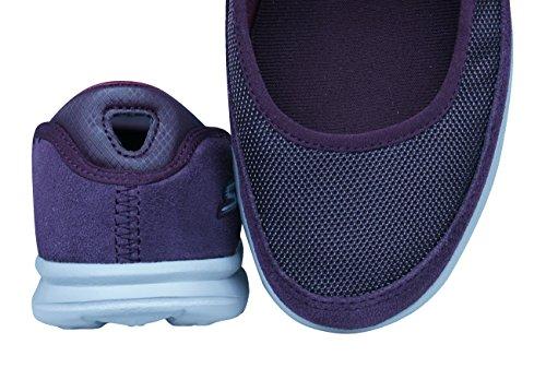 Go Step Snap Femme Burgundy Pour Marche Chaussures Skechers De 1dx5zqU1w