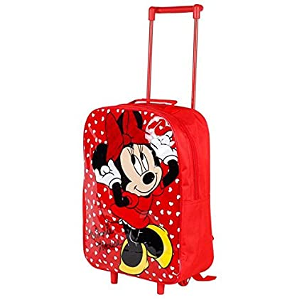 En forma de ratón con de Minnie Mouse de Disney para carrito de la compra bolsa