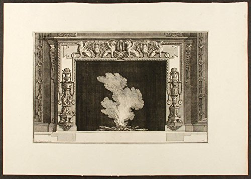 Fireplaces Century 18th (Neo-Classical Fireplace Design from