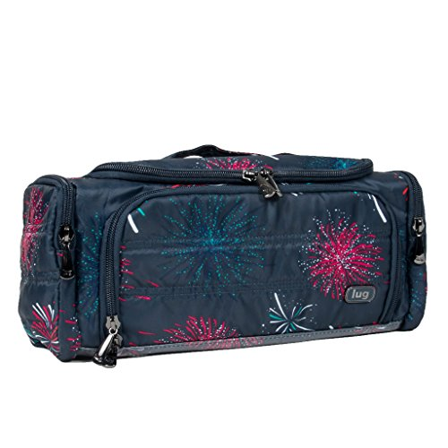 Price comparison product image Lug Women's Trolley Toiletry Case, Firework Blue