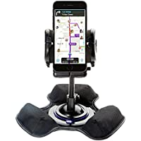 Unique Mounting System Includes Flexible Windshield and Bean Bag Dashboard Mounts to Keep Your Apple iPhone 6 Plus Secure in any Car / Truck