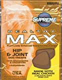 Supreme Healthy Max Hip And Joint Dog Treat (3 Pack) For Sale