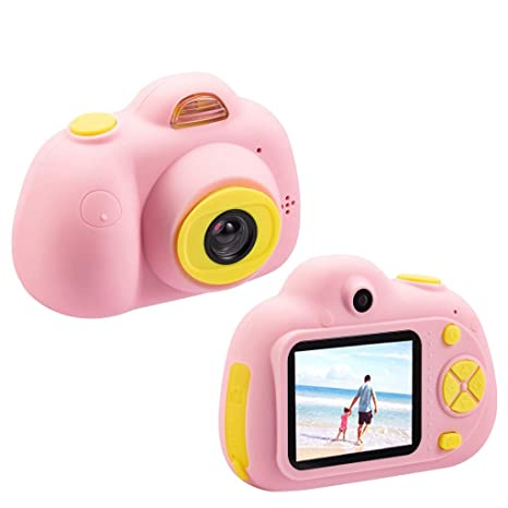 Amazon Com Wffo Kids Toys Camera Compact Cameras For Children Gifts