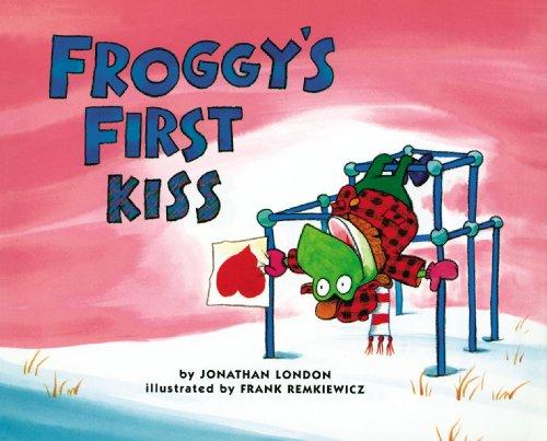 Froggy's First Kiss - Jonathan London