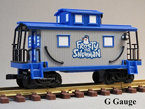 Lionel Frosty the Snowman Caboose Gゲージ