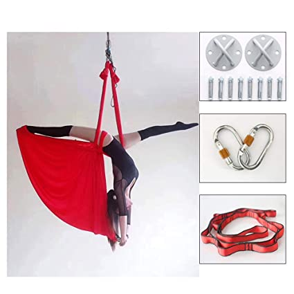 Amazon.com: Sxrkrcyy Yoga Swing, Aerial Yoga ,Aerial Yoga ...