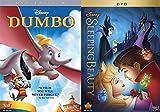 Disney Classic Animated 2-Movie Bundle Dumbo & Sleeping Beauty [US Region 1]