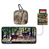 ARTITAN Trail Camera Viewer SD Card Reader for iPhone iPad Android Phone with OTG Function