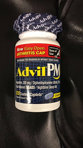 Advil PM Caplets Arthritis Count