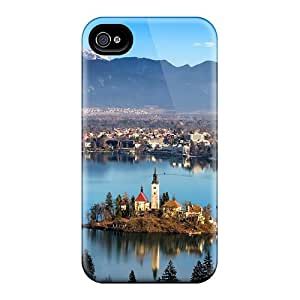 Iphone 4/4s Case Cover With Shock Absorbent Protective GwfAsUD3505LdqpX Case