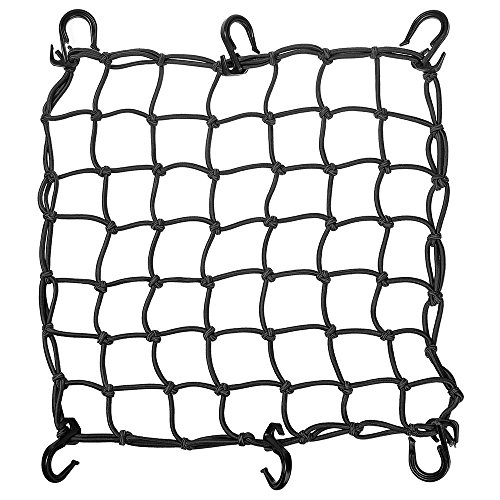jeep cargo netting - 8