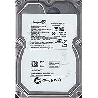 ST31500341AS, 9VS, TK, PN 9JU138-034, FW CC4G, Seagate 1.5TB SATA 3.5 Hard Drive