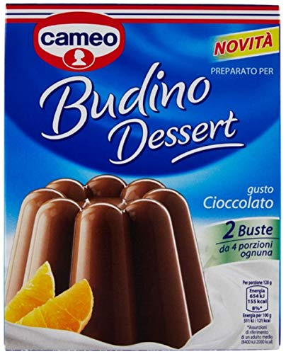 Cameo Pudding Desert Chocolate Flavor 200g