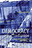 Democracy in Europe, Vivien A. Schmidt, 0199266980