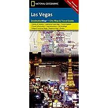 Las Vegas Destination City Map