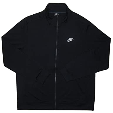 e366d4239c Image Unavailable. Image not available for. Color  Nike Men s Polyknit Track  Jacket
