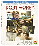 Don't Worry, He Won't Get Far On Foot Cover - Blu-ray, DVD, Digital HD