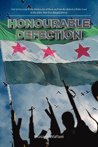 Book: Honourable Defection by Husam Wafaei